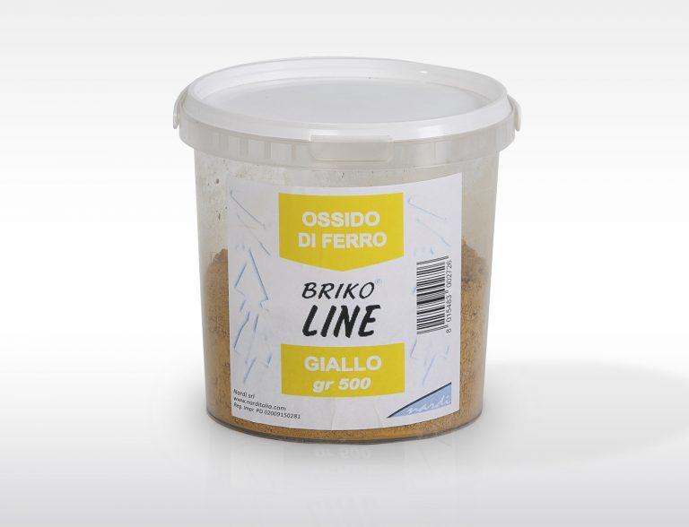 briko-line_ossido-ferro-giallo